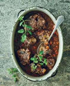Try this oxtail potjiekos recipe, from Food Stuff, by Tony Jackman, R320, (Human & Rousseau), over the weekend and serve it with homemade bread.