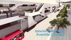 Estación Multimodal del metro de Bogotá, D. C. 2016