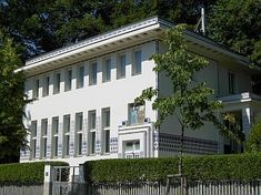 Wagner Villa II, Wien    We love Wien!  http://www.ostheimer.at
