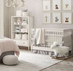 80 stunning neutral nursery design ideas and remodel (58)