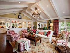 Traditional Living Room Pictures 35 attractive living room design ideas | living room decorating