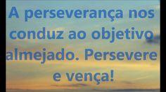 Mensagem de primavera para terça, 13-12-16. Perseverança.  Canal Alana R...