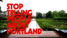Residents of Portland: If you're worried about overcrowding, you ought to know it's ALL YOUR FAULT AND STOP IT. Here's how. http://adamhmack.tumblr.com - tri...