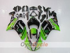 Injection Fairing kit for 07-08 NINJA ZX-6R | OYO87901950 | RP: US $679.99, SP: US $569.99