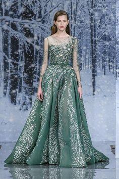 Défilé Ziad Nakad Automne-hiver 2017-2018 Haute couture -...
