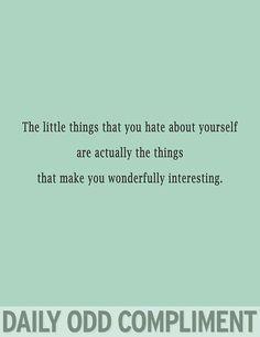"""""""Little Wonders"""""""