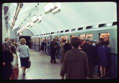 Soviet Metro, 1960s