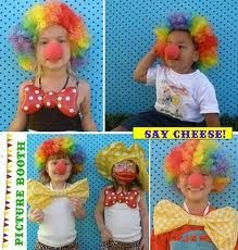 circus themed birthday party ideas - Google Search