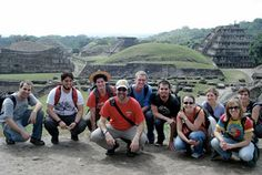 Explore the beauty of Mexico. Study Abroad in Mexico.