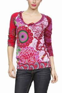 Desigual Jessia shirt, spring/summer 2012