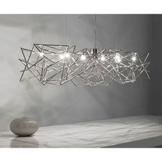 Etoile Linear Suspension | Terzani USA at Lightology