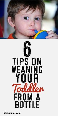 6 Tips On Weaning Your Toddler From A Bottle Weaning Toddler, Baby Led Weaning, Toddler Bottles, Baby Bottles, Weaning From Bottle, Parental Guidance, Toddler Behavior, Mom Advice, Traveling With Baby
