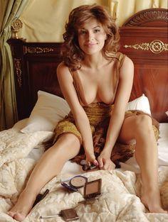 Vogue eva mendes naked