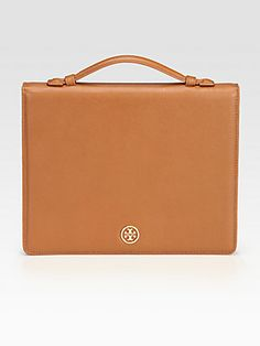 Like the style,  not the price!  @Tory Burch iPad Leather Case