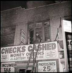 March 2, 1974 Bronx 3 alarm FDNY