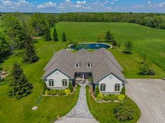 SOLD.  5697 4th Line, Erin ON Contact Lucas Wood *Full Aerial Video in Bio* #localrealtors - posted by Virtual Tour Motion https://www.instagram.com/vtmotion - See more Real Estate photos from Local Realtors at https://LocalRealtors.com