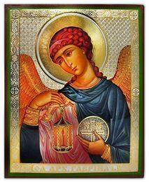 Archangel Gabriel (GAVRIIL), Orthodox Icon