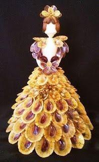 12 Espectaculares manualidades decorativas con conchas de mar ~ Solountip.com