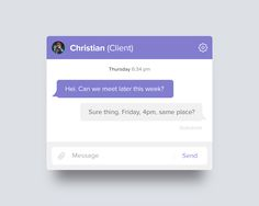 Day053   chat ui