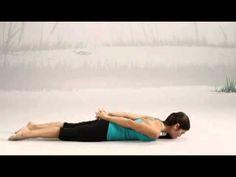 Série de exercícios para fortalecer a coluna e corrigir a postura
