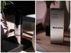 Udoskonalający i rozświetlający koncentrat z pyłem diamentowym | Sensilis