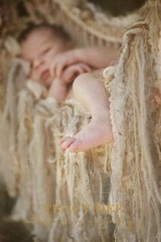 I love the intimate sweetness of this photo of baby and texture yarn (Neutral Sling Prop Hammock Fringe Newborn #Baby by BabyBirdz https://www.etsy.com/listing/57802932/neutral-sling-prop-hammock-fringe )