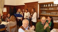 Christina, Christina und Kathrin umrahmten als AnglöcklerInnen die Feier mit Spiel und Gesang - vielen Dank!