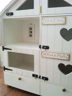 Love this idea for a guinea pig house!