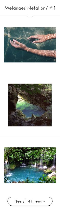 """Melanaes Nefalion🏞 #4"" by moon-and-starss ❤ liked on Polyvore featuring backgrounds, mermaid, ariel, pics, photos, pictures, images, scenery, places and nature"