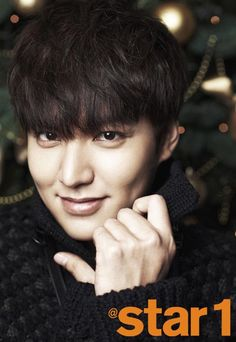 Lee Min-ho's mostly hot @star1 photo shoot » Dramabeans » Deconstructing korean dramas and kpop culture