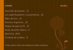 carta Nou Bar by C.Elorduy