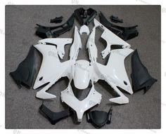 Motorcycle ABS Unpainted White Fairing Kit For Honda CBR500R CBR 500 R 2013 2014 2015 + 4 Gift #Affiliate