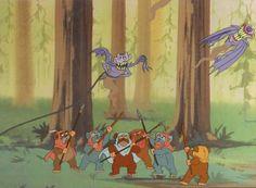 staar wars ewoks cartoon - Bing Images