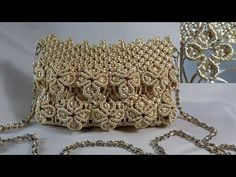 Yellow Flower Macrame Bag - Tas Macrame Bunga Kuning - YouTube