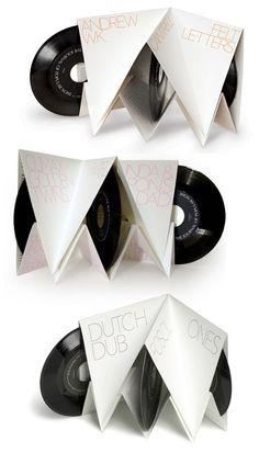 Love this! Why didn't I think of that when coming up with a cd cover in college :p -  Beach Packaging Design.