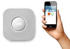 Nest protect : détecteur de fumée et monoxyde de carbone