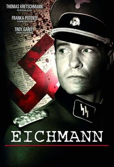 This is a film about Adolf Eichmann and his role as a Nazi. He was caught 15 years after World War 2 in Argentina.