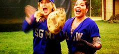 Pin for Later: 27 Reasons Callie and Arizona Simply Cannot Be Over They celebrate their victories together.