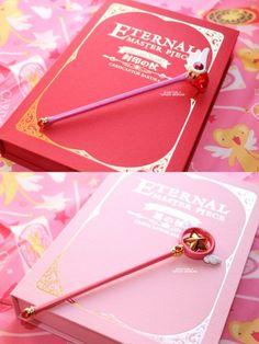 Card Captor Sakura | Sealing Wand | Eternal Master Piece