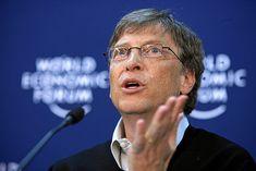 Als Bill Gates 1975 zusammen mit Paul Allen in einer Garage eine kleine Technikfirma namens »Microsoft« startete, hätte er sich wohl kau...