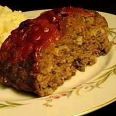 Pressure Cooker Meatloaf - this is a good general idea for how to cook my other meat loaves.