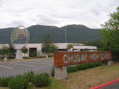chugiak high school; class of 09'.