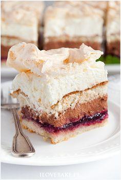 Sweet Recipes, Cake Recipes, Dessert Recipes, Currant Recipes, Chocolate Ganache Tart, Good Food, Yummy Food, Polish Recipes, Easter Recipes