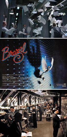 Terry Gilliam's Brazil (1985)