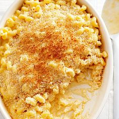 Oh, yum! Make our Best Four-Cheese Macaroni and Cheese tonight. More comfort food recipes: http://www.bhg.com/recipes/dinner/comfort-food-recipes/#page=3
