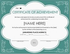 dental gift certificate template - birthday gift certificate for ms word download at http
