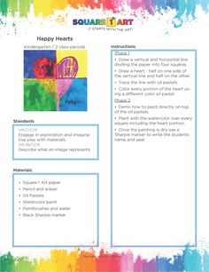 23 Best NEW LESSON PLANS - National Art Standards images in 2016