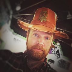 Woody... #woody #disneyland #toystory #hat by starlordjames