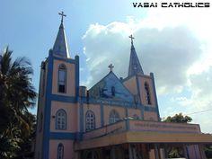 St. Francis Xavier Church, Giriz, Vasai West.