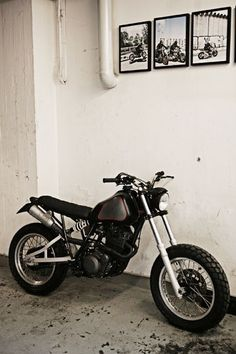 Yamaha XT 550 Motrax